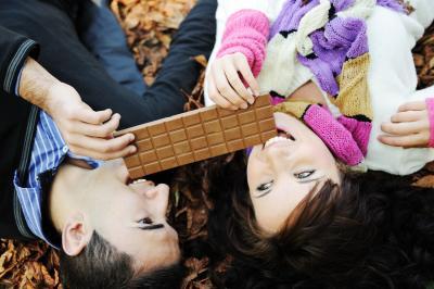 Chocolat couple