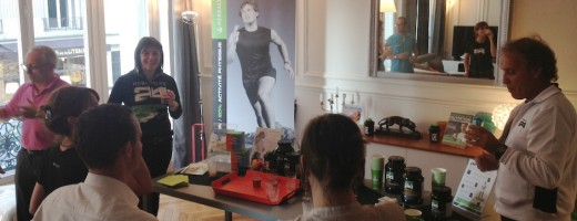Rencontre herbalife blogueurs running 520x200