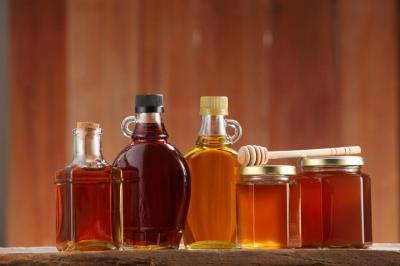 Alternatives naturelles au sucre