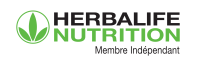 Logo membre independant herbalife nutrition noir et vert