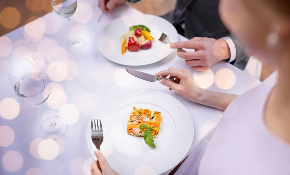 Manger moins vite